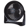 Super Turbo Three-Speed High-Performance Fan, Black