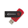 Innovera® USB 2.0 Flash Drive, 4GB IVR37600