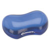 Innovera® Gel Mouse Wrist Rest, Blue IVR51432