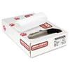 Jaguar Plastics® Liners, 12-16gal, 6mic, 24 x 33, Natural, 50/Roll, 20 Rolls/Carton JAGRH2433L