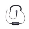Coiled Direct Connect Smart Cord for Headsets