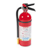 Kidde ProLine Pro 5 MP Fire Extinguisher, 3 A, 40 B:C, 195psi, 16.07h x 4.5 dia, 5lb - 466112