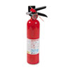 Kidde ProLine Pro 2.5 MP Fire Extinguisher, 1 A, 10 B:C, 100psi, 15h x 3.25 dia, 2.6lb - 466227