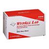 WypAll* L40 Wipers, 10 4/5 x 10, POP-UP Box, White, 90/Box, 9 Boxes/Carton KCC03046