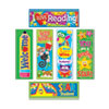 <strong>TREND®</strong><br />Bookmark Combo Packs, Reading Fun Variety Pack #2, 2w x 6h, 216/Pack