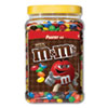 <strong>M & M's®</strong><br />Milk Chocolate with Candy Coating, 62 oz Tub