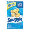<strong>Snuggle®</strong><br />Fabric Softener Sheets, Fresh Scent, 120 Sheets/Box, 6 Boxes/Carton