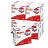 WypAll* X70 Wipers, POP-UP Box, 9 1/10 x 16 4/5, White, 100/Box, 10 Boxes/Carton KCC41455