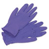 <strong>Kimtech&#8482;</strong><br />PURPLE NITRILE Exam Gloves, 242 mm Length, Medium, Purple, 100/Box