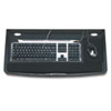 Kensington® Comfort Keyboard Drawer with SmartFit System, 26w x 13-1/4d, Black KMW60004