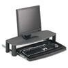 <strong>Kensington®</strong><br />Over/Under Keyboard Drawer with SmartFit System, 14.5w x 23d, Black
