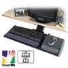 Kensington® Adjustable Keyboard Platform with SmartFit System, 21-1/4w x 10d, Black KMW60718