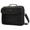 <strong>Kensington®</strong><br />Simply Portable 30 Laptop Case, 15 3/4 x 3 x 13 1/2, Black