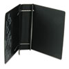 Varicap6 Expandable 1 To 6 Post Binder, 11 x 8 1/2, Black