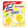 <strong>LYSOL® Brand</strong><br />Hygienic Automatic Toilet Bowl Cleaner, Lemon Breeze, 2/Pack