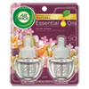 <strong>Air Wick®</strong><br />Life Scents Scented Oil Refills, Summer Delights, 0.67 oz, 2/Pack