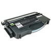 12015SA (E120) RETURN PROGRAM TONER, 2000 PAGE-YIELD, BLACK