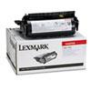 Lexmark Black Toner Cartridge - Laser - 30000 Page - 1 Each LEX12A6765