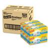 "ODORSHIELD MEDIUM QUICK-TIE TRASH BAGS, 8 GAL, 0.57 MIL, 21.63"" X 23"", WHITE, 156/CARTON"