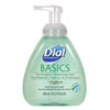 <strong>Dial® Professional</strong><br />Basics Foaming Hand Soap, Original, Honeysuckle, 15.2 oz Pump Bottle, 4/Carton
