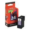 Lexmark 24 Return Program Color Inkjet Cartridge