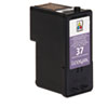 Lexmark No. 37 Color Return Program Inkjet Cartridge
