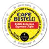 <strong>Café Bustelo</strong><br />Espresso Style K-Cups, 24/Box