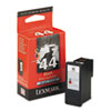 Lexmark 44 Black Print Cartridge
