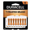 HEARING AID BATTERY, #13, 16/PACK