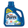 <strong>Purex®</strong><br />Liquid Laundry Detergent, Mountain Breeze, 150 oz Bottle, 4/Carton