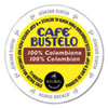 <strong>Café Bustelo</strong><br />100 Percent Colombian K-Cups, 24/Box