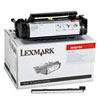 Lexmark Black Toner Cartridge - Laser - High Yield - 10000 Page - 1 Each LEX4K00199