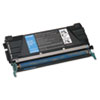 C5220CS RETURN PROGRAM TONER, 3000 PAGE-YIELD, CYAN