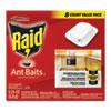 <strong>Raid®</strong><br />Ant Baits, 0.24 oz, 8/Box, 12 Boxes/Carton