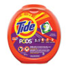 Detergent Pods, Spring Meadow Scent, 72 Pods/pack, 4 Packs/carton