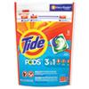 Pods, Laundry Detergent, Clean Breeze, 35/Pack, 4 Pack/Carton