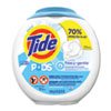 <strong>Tide®</strong><br />Free and Gentle Laundry Detergent, Pods, 72/Pack