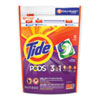 <strong>Tide®</strong><br />Pods, Laundry Detergent, Spring Meadow, 35/Pack, 4 Packs/Carton