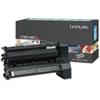 Lexmark™ C782X1MG Extra High-Yield Toner, 15000 Page-Yield, Magenta LEXC782X1MG