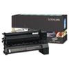 Lexmark™ C782X4KG Extra High-Yield Toner, 15000 Page-Yield, Black LEXC782X4KG
