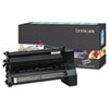 Lexmark™ C782X4MG Extra High-Yield Toner, 15000 Page-Yield, Magenta LEXC782X4MG