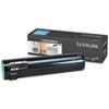 Lexmark™ C930H2KG High-Yield Toner, 38000 Page-Yield, Black LEXC930H2KG