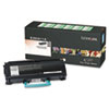 Lexmark™ E260A11A Toner, 3500 Page-Yield, Black LEXE260A11A