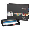 <strong>Lexmark&#8482;</strong><br />E260X22G Return Program Photoconductor Unit, 30,000 Page-Yield, Black