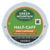 <strong>Green Mountain Coffee®</strong><br />Half-Caff Coffee K-Cups, 24/Box
