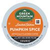 <strong>Green Mountain Coffee®</strong><br />Fair Trade Certified Pumpkin Spice Flavored Coffee K-Cups, 24/Box