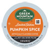 <strong>Green Mountain Coffee®</strong><br />Fair Trade Certified Pumpkin Spice Flavored Coffee K-Cups, 96/Carton