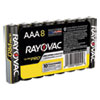 <strong>Rayovac®</strong><br />Ultra Pro Alkaline AAA Batteries, 8/Pack