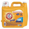 <strong>Arm & Hammer&#8482;</strong><br />Dual HE Clean-Burst Liquid Laundry Detergent, 213 oz Bottle, 2/Carton
