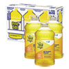 <strong>Pine-Sol®</strong><br />All Purpose Cleaner, Lemon Fresh, 144 oz Bottle, 3/Carton
